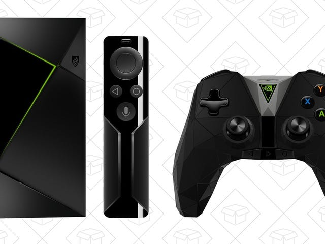 Stream All of the Things With This NVIDIA Shield TV Black Friday Deal