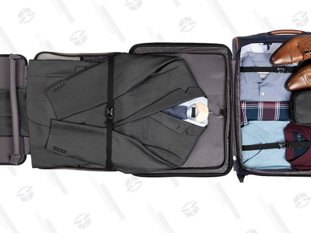 Choose Your Own Organizational Adventure With Travelpro's Newest Suitcases