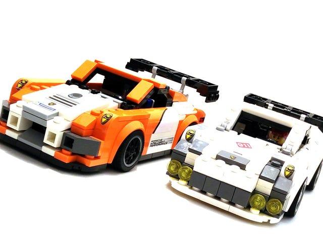 เต็มตัวอังคาร: รุ่นเลโก้ล่าสุด