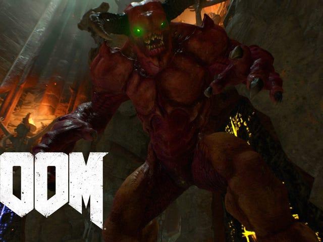 <i>Doom</i>はついにこの5月に出ます