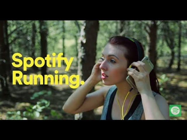 Spotify Running per Android e iOS Scegli i brani in base al tuo tempo di corsa