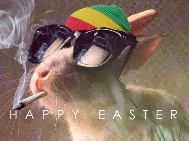 It's the 420/Ultimate Bunday Evening Open Thread