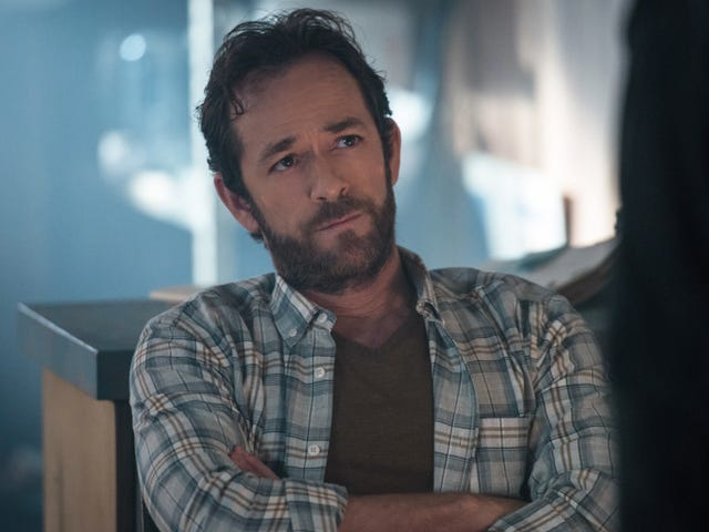Riverdale's 4th season premiere will be a tribute to Luke Perry