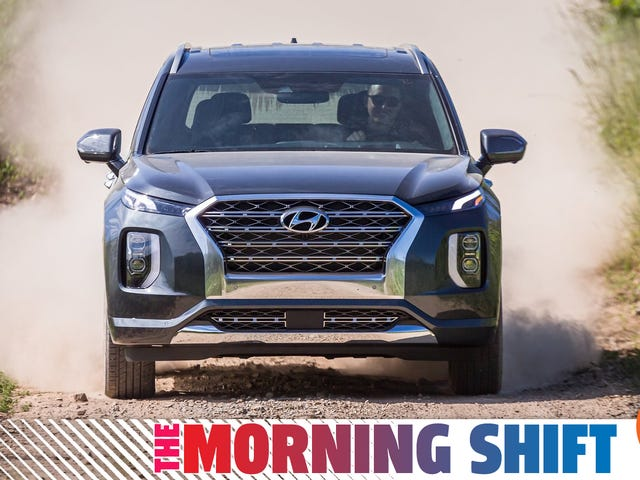 Hyundai Running U.S. Plant At Capacity To Get You Your SUVs