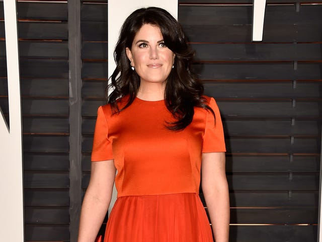 Monica Lewinsky Bounced From An Interview After Extremely Tired Clinton Question