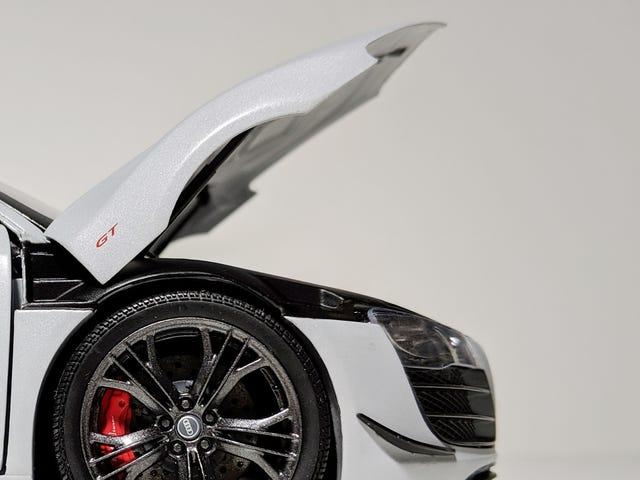 奥迪R8 GT