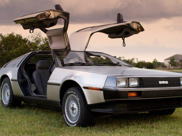 El mítico DeLorean DMC-12 volverá la las después de más de 30 anonos