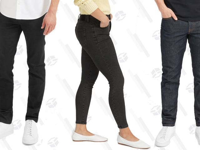 To the Extent That I Can Care About Pants, I Really Love My Everlane Jeans