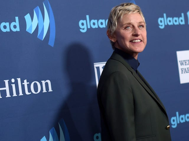 """Ellen DeGeneres spricht Vorwürfe wegen Missbrauchs am Arbeitsplatz an: """"Heute schlagen wir ein neues Kapitel auf."""""""