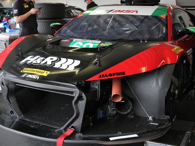 El Jalopnik Bump para las 24 horas de Daytona está en el buen número 69 Acura NSX GT3