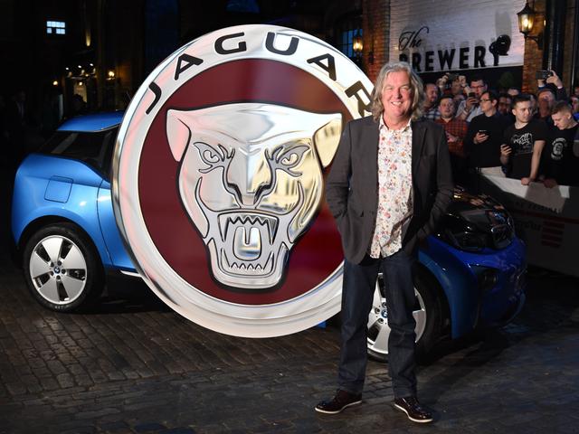 James May hat drei Jahre lang ein Jaguar-Pressefahrzeug gestohlen