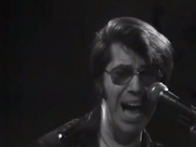 "Link Wray -- ""Rumble"" (1974 Live at the Winterland HOT DAMN version)"
