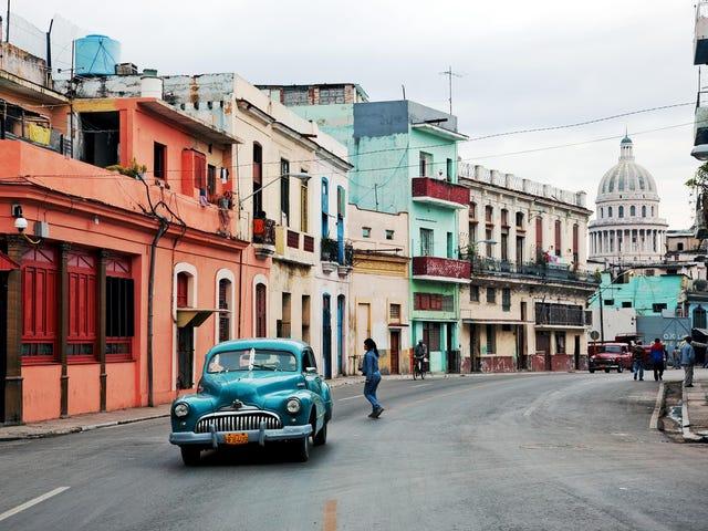 Comment l'interdiction des navires de croisière de Trump affectera les voyages à Cuba