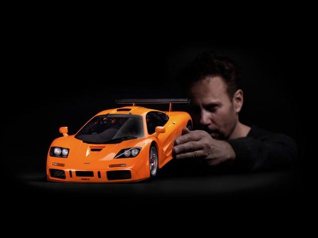 $ 10k + 1 : 8 McLaren F1은 어떻게 생겼습니까?