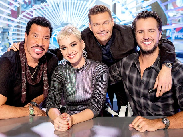 American Idol Judges Vow to Be Boring