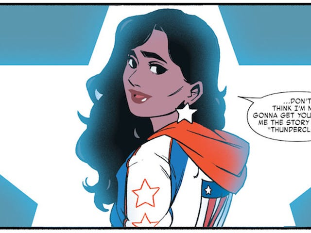 Why Marvel's America Chavez, Who Comes From an Alternate Dimension, Identifies as Latinx
