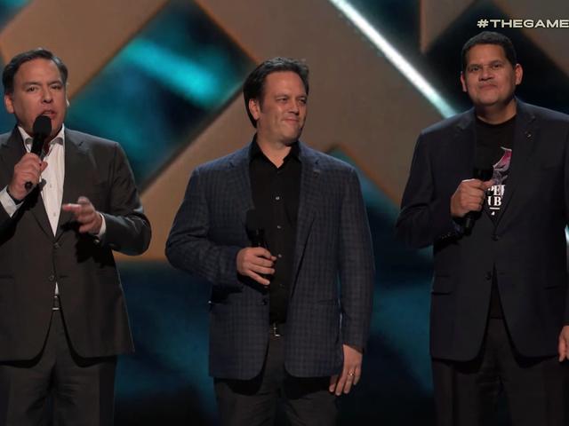 Alle de store annoncer på 2018 Game Awards