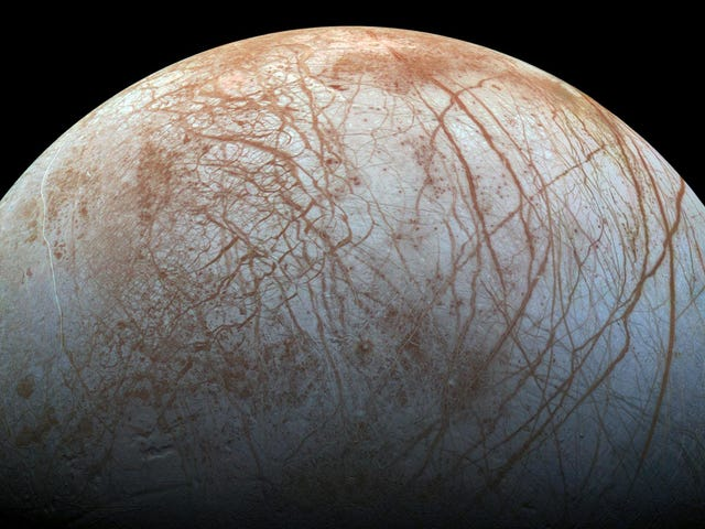 New Evidence Points to Icy Plate Tectonics on Europa
