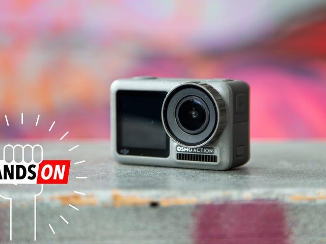 DJI зробив клон GoPro з однією функцією Killer