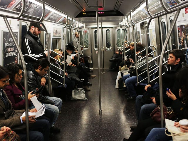 New York City's Subway System Is Embracing Gender-Neutral Announcements
