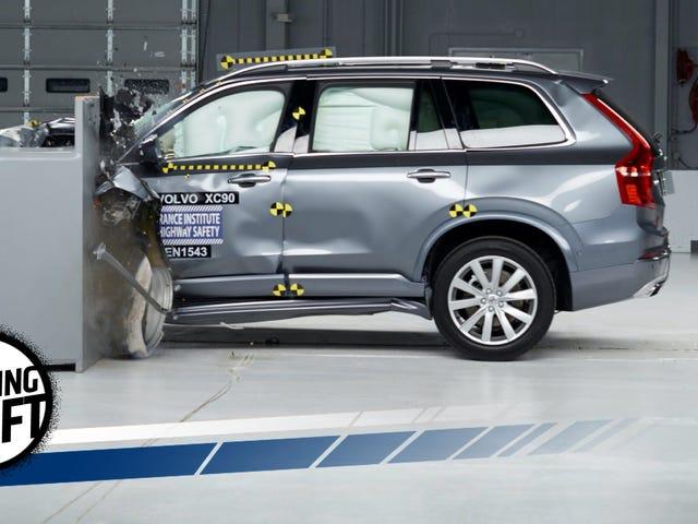 Teknologi Keselamatan Baru Sebenarnya Menjadikannya Lebih Mudah Daripada Memurnikan Mobil Anda