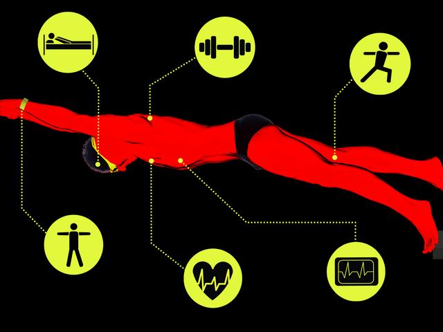 Hvorfor er dette Wearable-Tech Company Hjælpe College Hold Spor Hvor ofte idrætsudøvere sover, drikker og har sex?