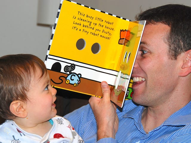 Why Picture Books Are Perfect Bedtime Stories