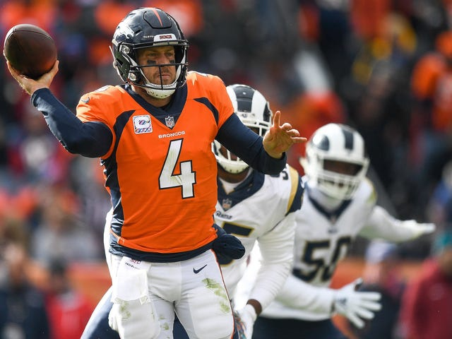 Broncos Fans Are Fed Up With Case Keenum