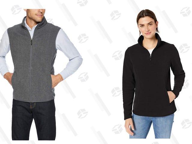 以一半的价格购买冬季服装,这是亚马逊服装销售的全部热情