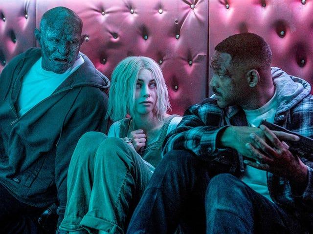 """Netflix: """"hacemos películas como Bright porque acaba viéndolas mucha gente, la crítica va aparte"""""""
