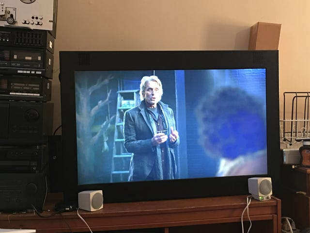 The $20 TV thingy is alive!