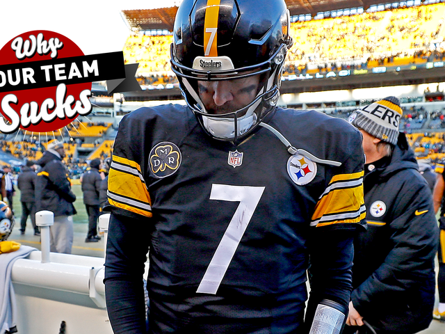 Why Your Team Sucks 2018: Pittsburgh Steelers