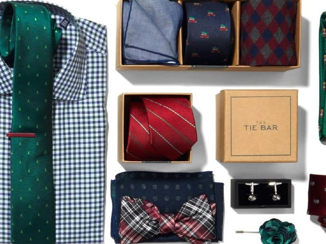 The Shop:The Tie Bar