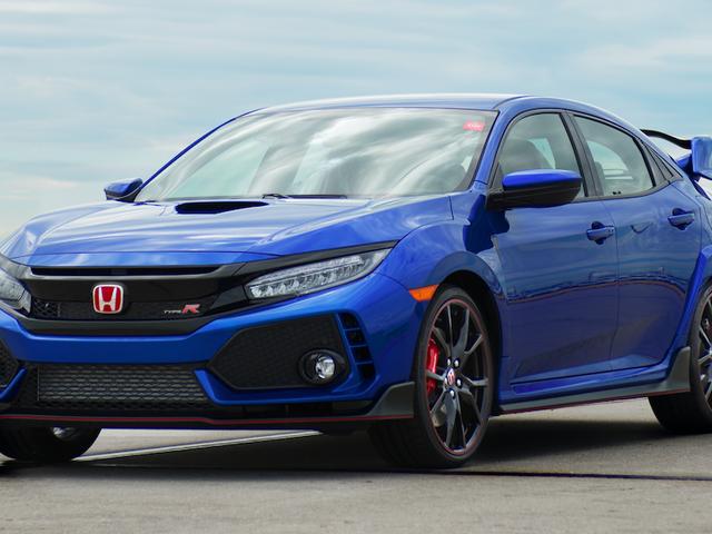Οι έμποροι χρεώνουν τον τρόπο πάνω από το MSRP για το 2018 Honda Civic Type R