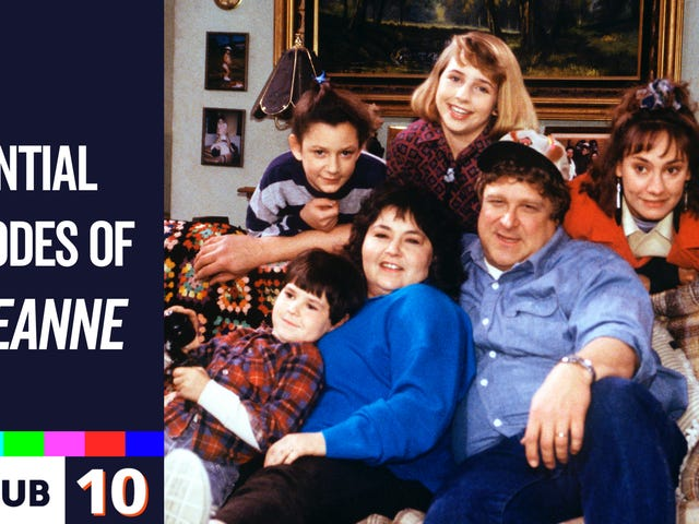 Dan's not dead: 10 episodes of Roseanne to get you ready for the revival