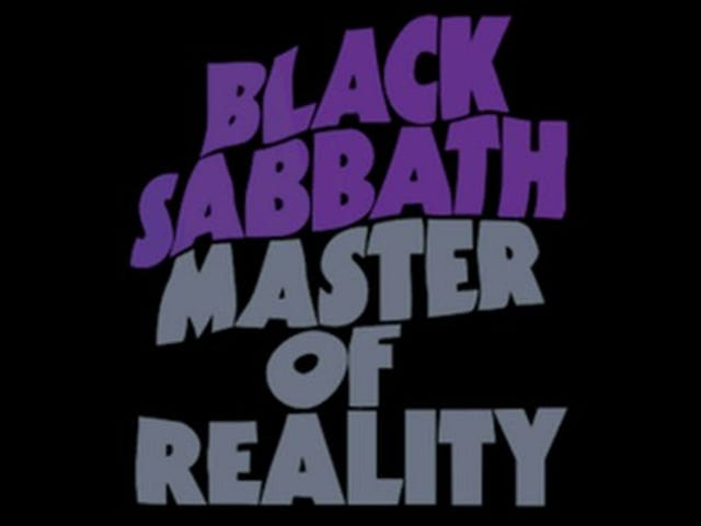 Black Sabbath Master Of Reality 8bit