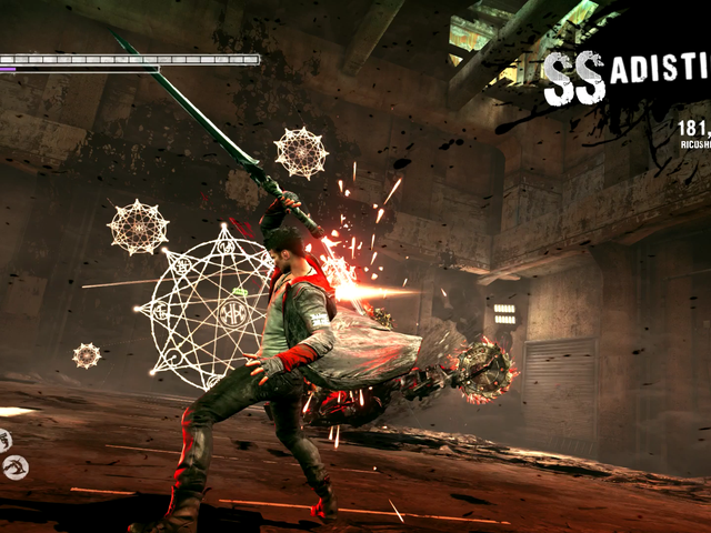 SSStylish! These New DmC Screens Are Definitive