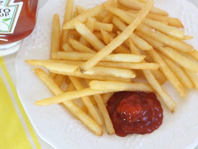 How to Make Restaurant-Worthy Fries
