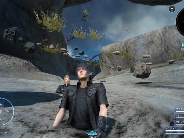 Final Fantasy XV Glitches είναι ένας καλός χρόνος
