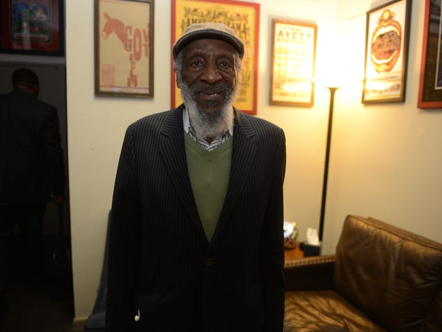 Komiker Dick Gregory Hospitalized