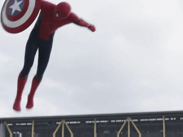 Este cosplayer har logrado lo que parecía imposible: replicar los ojos animados del nuevo traje de Spider-Man