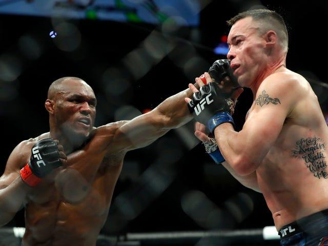 Un immigrant nigérian explique avec éloquence pourquoi il est le «vrai américain» après avoir cassé la mâchoire du combattant MAGA UFC