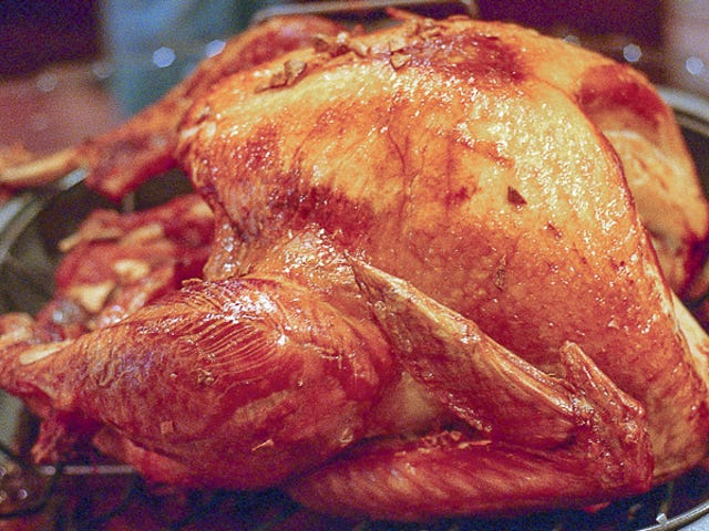 You Don't Need to Truss a Turkey