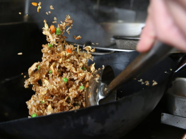 Here's the Best Way to Make Fried Rice, According to Hungry Engineers