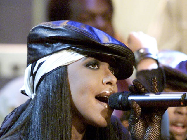 Back Back, Forth And Forth: Aaliyah's Full Discography Is Reportedly Coming to Streaming Services in 2020