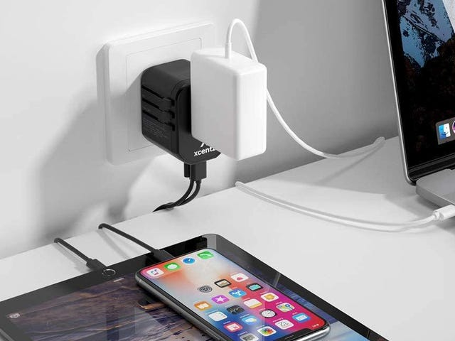 Plug Anything In Anywhere With This $8 Universal Power Adapter