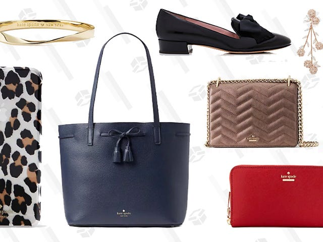 Bag a New Purse With an Extra 40% Off Sale at Kate Spade