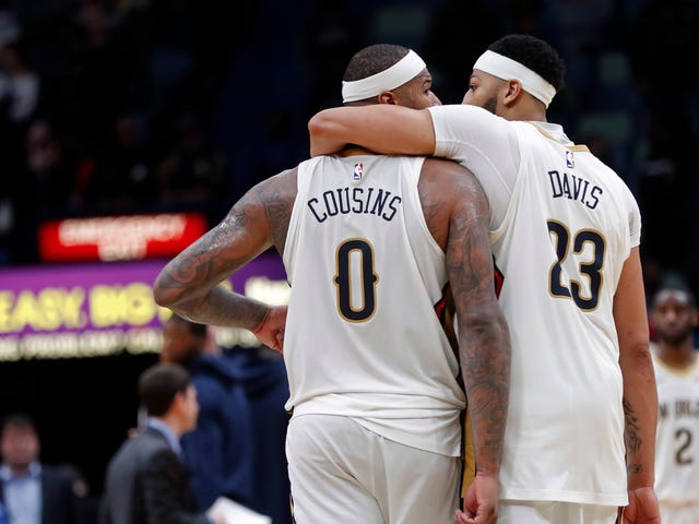 Please Don't Take Boogie And AD Away From Me