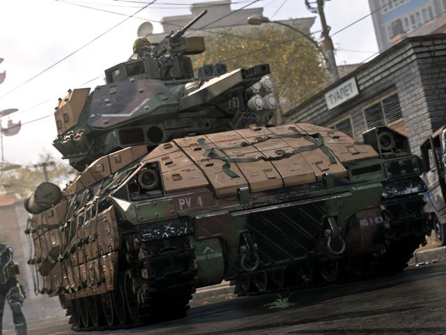 Mod 64-Pemain Modern Warfare Rasanya Seperti Call Of Duty, Hanya Lebih Besar