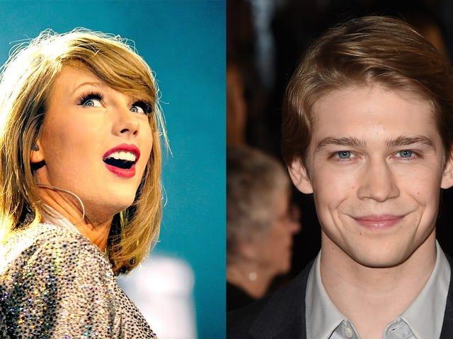 Taylor Swift's New Song Provides Plenty of Dull Details About Rumored Boyfriend Joe Alwyn